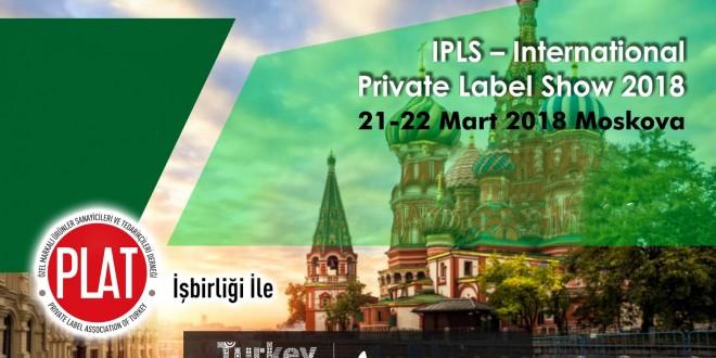 IPLS Moskova'ya Türkiye çıkarması!
